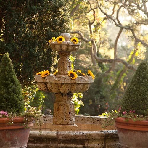 gardens old monterey inn boutique hotel & wedding venue, monterey california