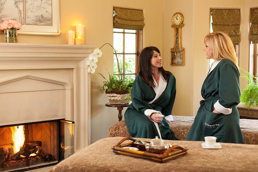 spa services at old monterey inn bed and breakfast