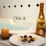 Champagne & Truffles in your Room