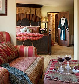 Monterey Wedding Luxury Rooms