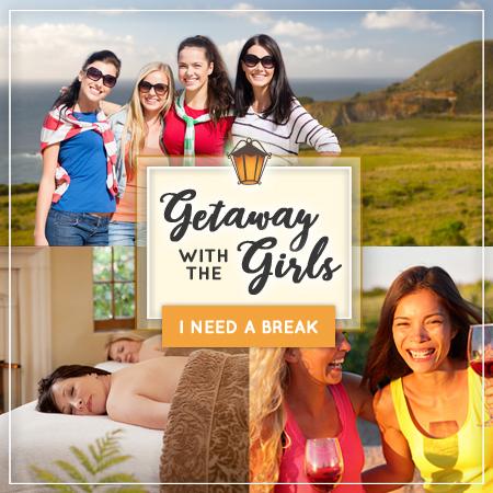 Girls Getaway in Monterey