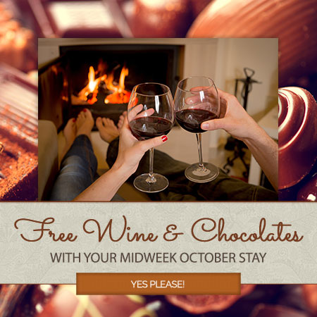 October Wine and Chocolates Special