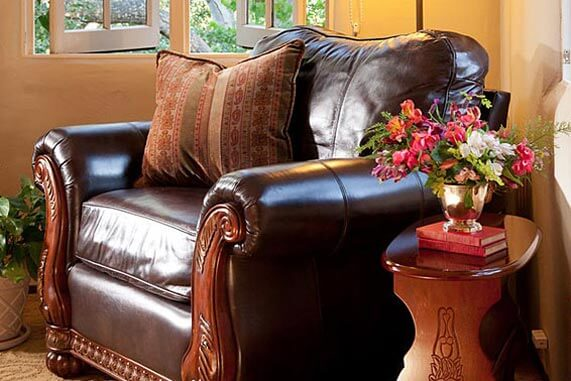 Bed and Breakfast in Monterey CA - Pacific Grove Chair