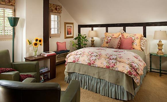Romantic Monterey Inn