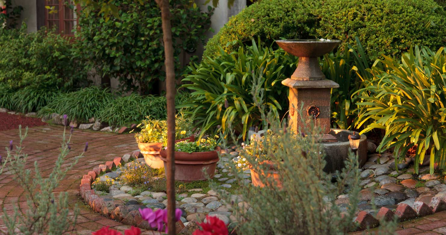 Bed and Breakfast Near Pacific Grove | Gardens at our Monterey B&B