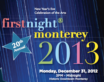 New Years in Monterey