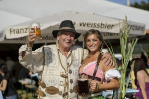 Fun at Monterey Oktoberfest