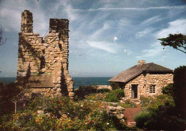 historic sites in Monterey, CA