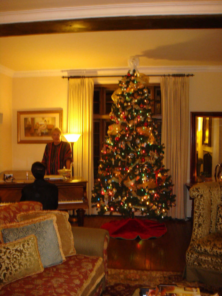 holiday lodging in Monterey