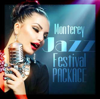 Monterey Jazz Festival Package