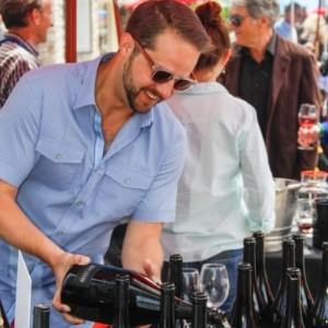 Wine tasting in Monterey County