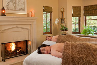 The Perfect Monterey Honeymoon - Spa Services