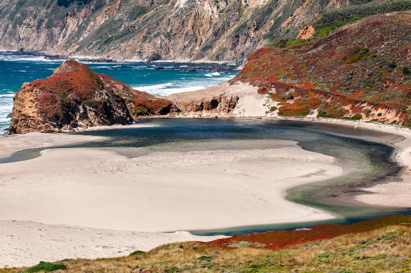 Hiking near monterey ca top 5 hikes for your fall getaway for Best beach in monterey ca